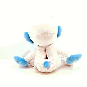 Plišana igračka Strumf za bebe svetli i svira (1)