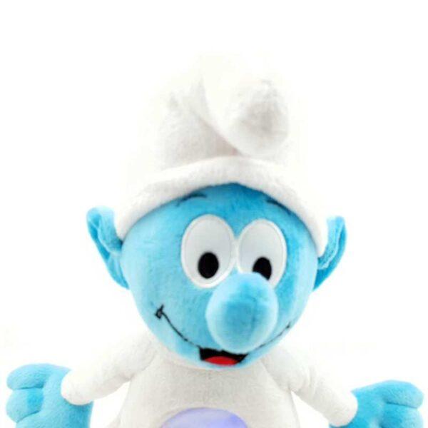 Plišana igračka Strumf za bebe svetli i svira (3)