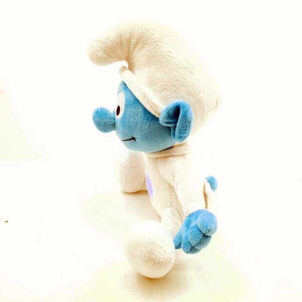 Plišana igračka Strumf za bebe svetli i svira (4)