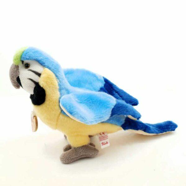 Plišana igračka papagaj Makao (3)