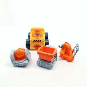 Kamion na baterije Silvreit sa izmenjivim delovima (2)