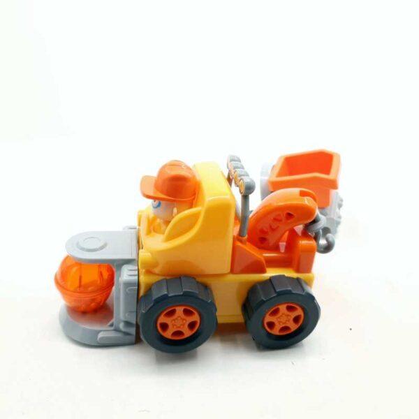 Kamion na baterije Silvreit sa izmenjivim delovima (4)