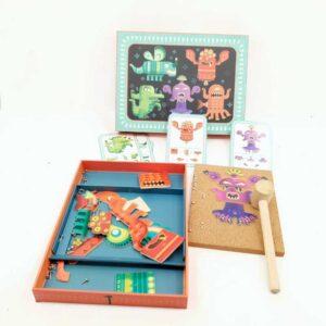 Kreativna igračka Zakucaj svoje čudovište (3)