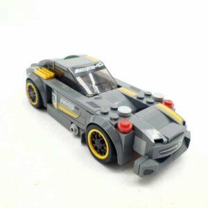 Lego auto AMG Mercedes (1)