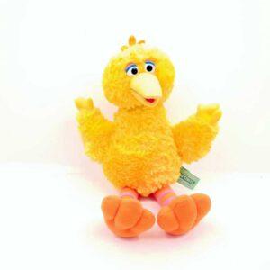 Plišana igračka Velika Žuta ptica Ulica Sezam (2)