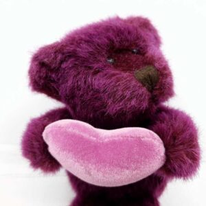 Plišana igracka medved sa srcem (3)