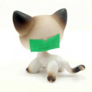 LPS Littlest Pet Shop 2005 mačka (1)