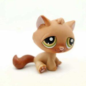 LPS Littlest Pet Shop 2005 mačka (2)