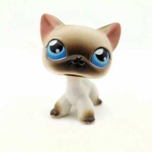 LPS Littlest Pet Shop 2005 mačka (3)