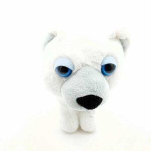 Plišana igračka beli medved (2)