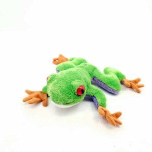 Plišana igračka žaba (1)