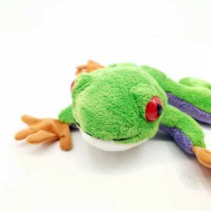Plišana igračka žaba (2)