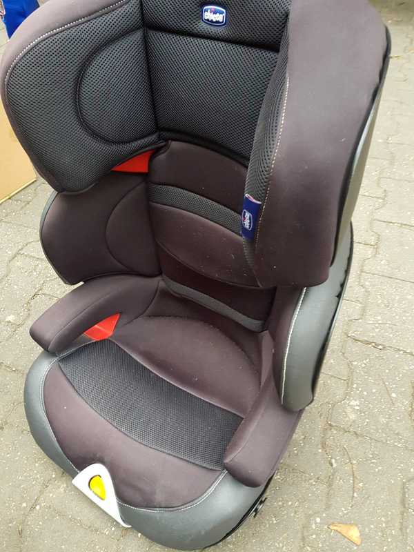 Auto sedište za decu Chicco (2)