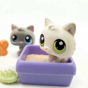 LPS Littlest Pet Shop 2004 2 mačke (3)