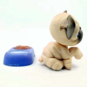 LPS Littlest Pet Shop 2004 pas buldog (1)