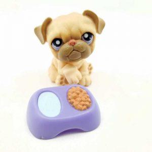 LPS Littlest Pet Shop 2004 pas buldog (2)