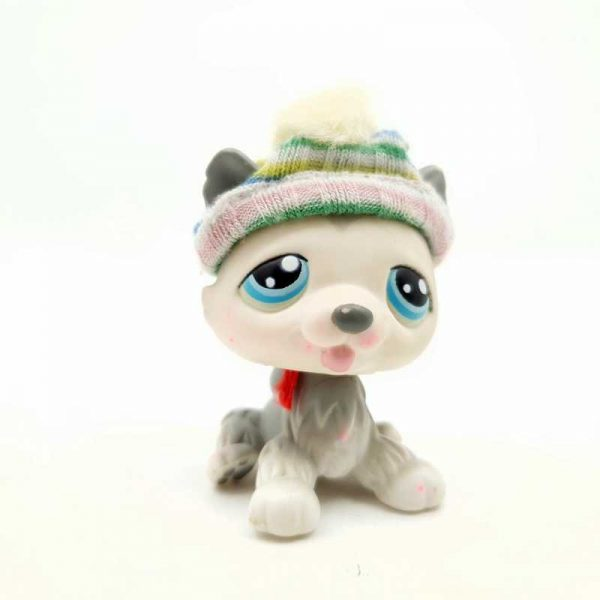 LPS Littlest Pet Shop 2005 pas haski (2)