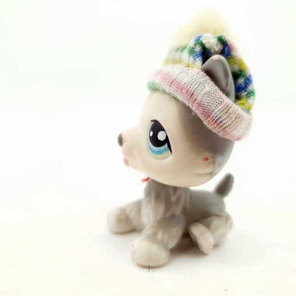 LPS Littlest Pet Shop 2005 pas haski (3)