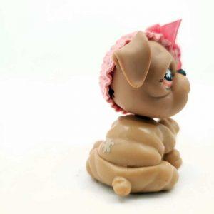 LPS Littlest Pet Shop 2007 pas buldog (1)