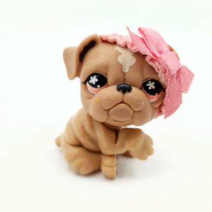 LPS Littlest Pet Shop 2007 pas buldog (2)