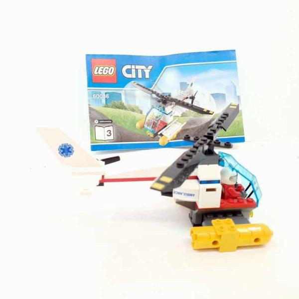 Lego set helikopter (4)