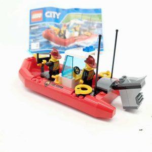 Lego vatrogasni čamac 60086 (1)