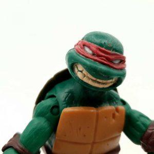 Ninndža kornjače TMNT Rafaelo (8)