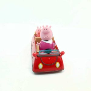 Pepa Prase auto sa figurama (2)