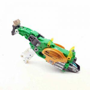 Transformers dinosaurus pištolj Dinobot (1)