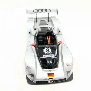 Trkački auto Audi R8R Le Man 1999 18 Maisto (3)