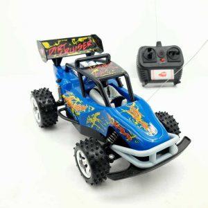 Auto na daljinski Turbo Bagi Dickie (3)