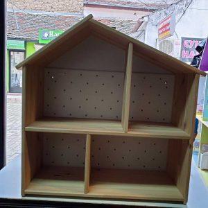 Drvena kućica za lutke Ikea (4)