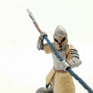 Figura vitez srednjevekoni ratnik Schleich (1)