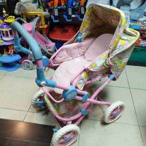 Kolica za lutke Baby Born (3)