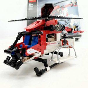 Lego helikopter Tehnics 420092 (1)