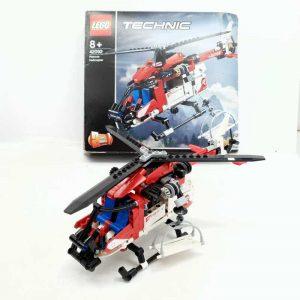 Lego helikopter Tehnics 420092 (2)