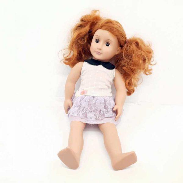 Lutka devojcica sa kikama (2)