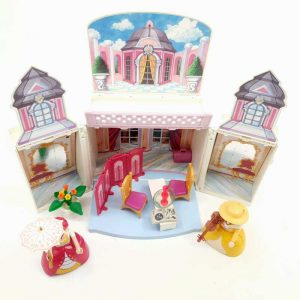 Playmobil Zamak za princeze na rasklapanje (1)