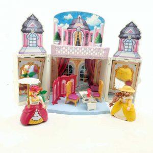 Playmobil Zamak za princeze na rasklapanje (4)