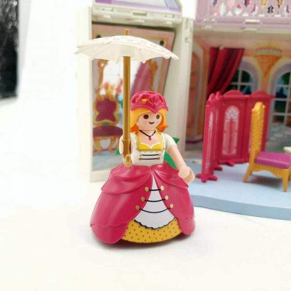 Playmobil Zamak za princeze na rasklapanje (5)