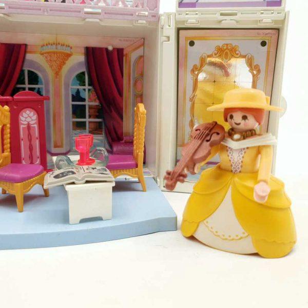Playmobil Zamak za princeze na rasklapanje (6)