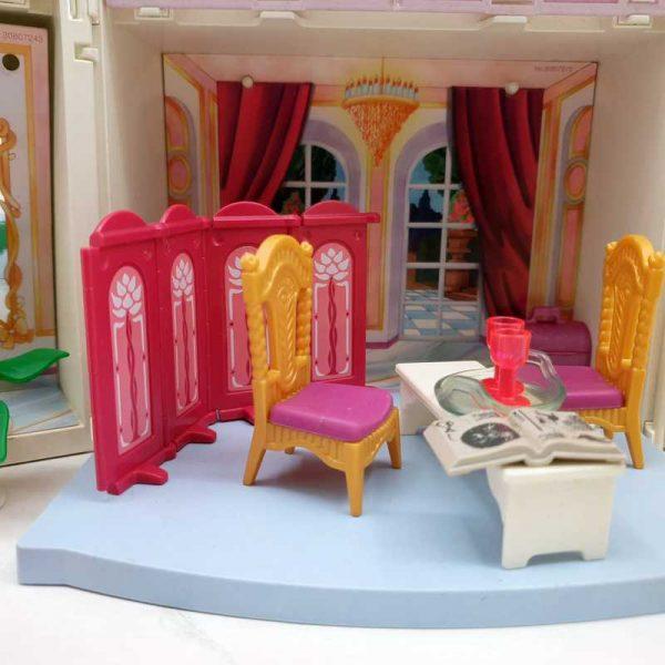 Playmobil Zamak za princeze na rasklapanje (7)
