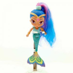 Shimmer & Shine Lutka sirena (2)