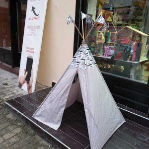 indijanski šator (1)