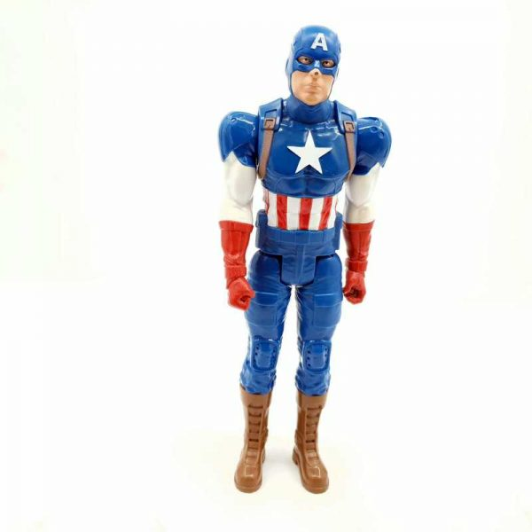 Akciona figura 30 cm Kapetan Amerika Marvel (2)