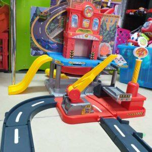Auto staza Burago Vatrogasna stanica (1)