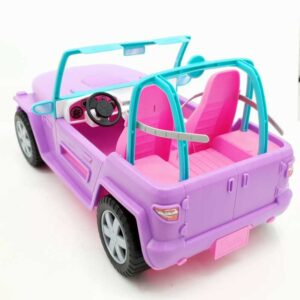 Barbie džip (1)