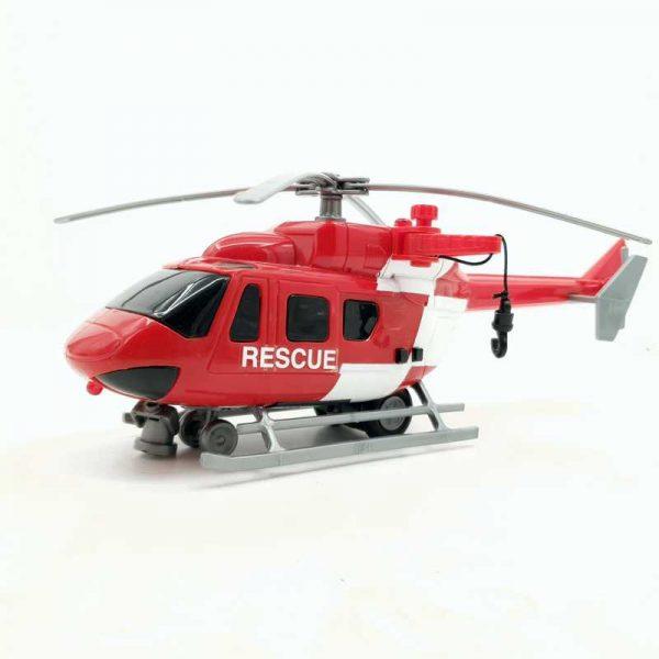 Helikopter spasilacki Dickie (1)