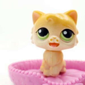 LPS Littlest Pet Shop 2005 mačka (3)