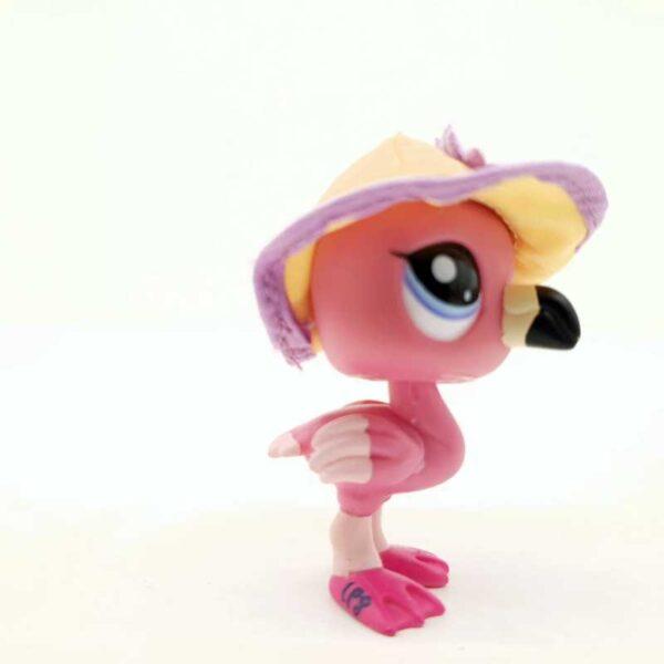 LPS Littlest Pet Shop 2008 flamingos (1)